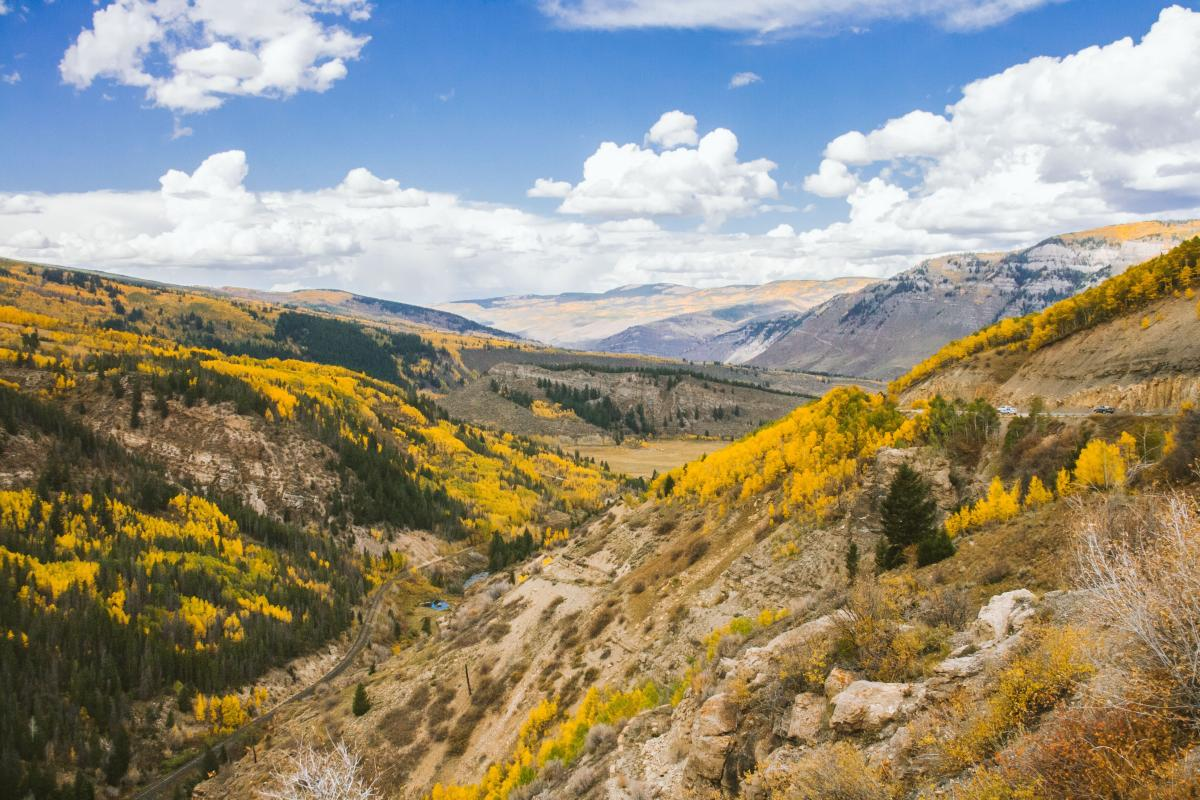 Independence Pass by John Price
