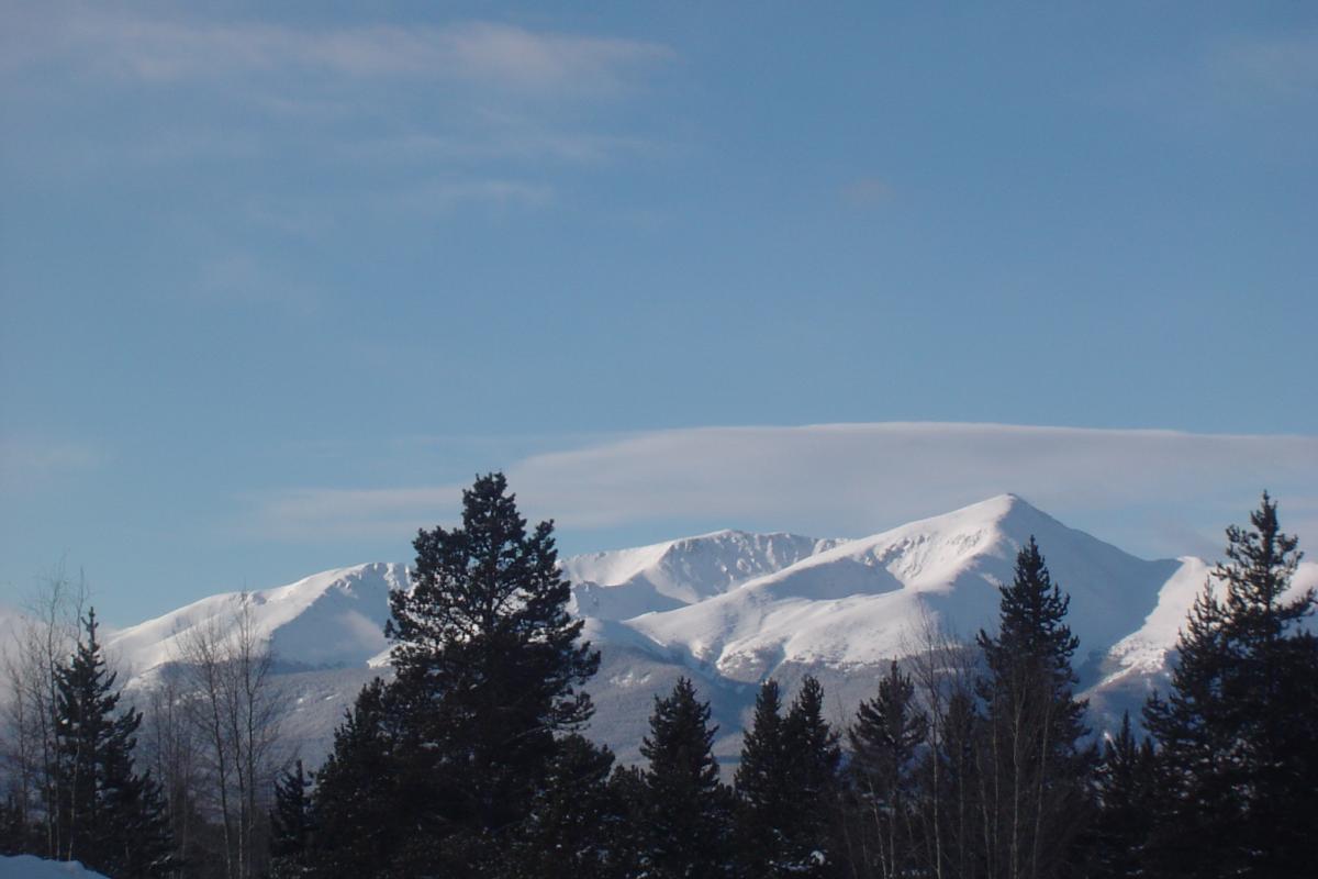 Mt. Elbert by Mabel Bogeart