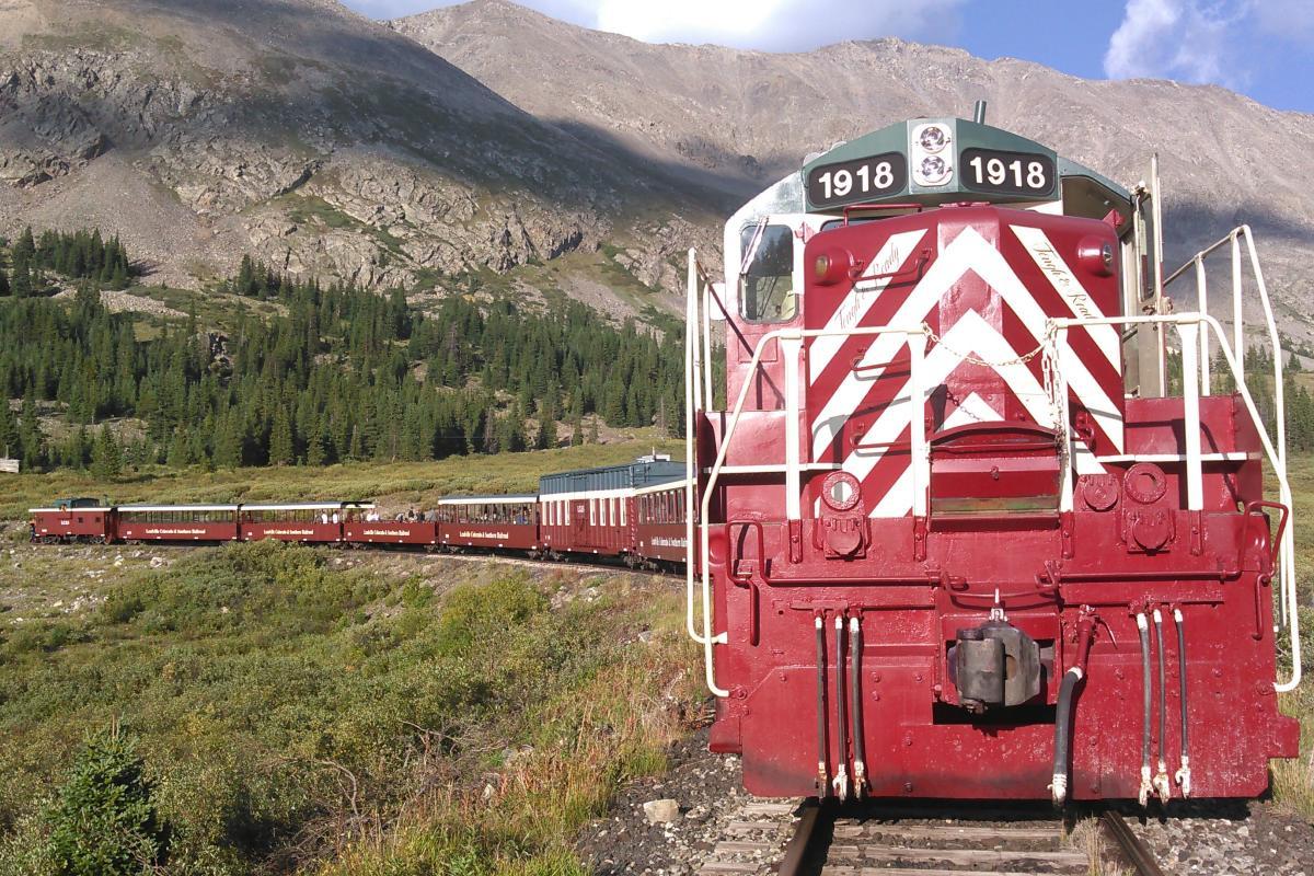 Colorado Southern Railroad
