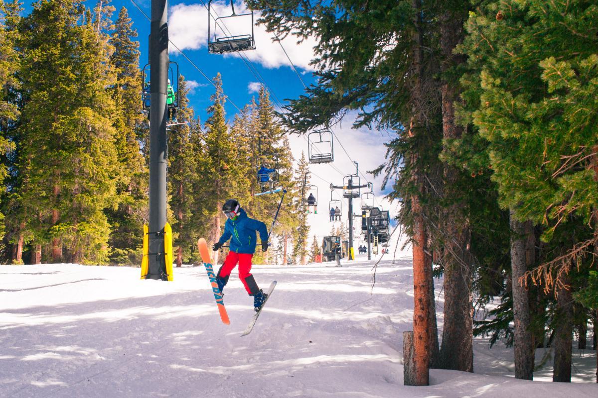 Ski Cooper by Diana Lange
