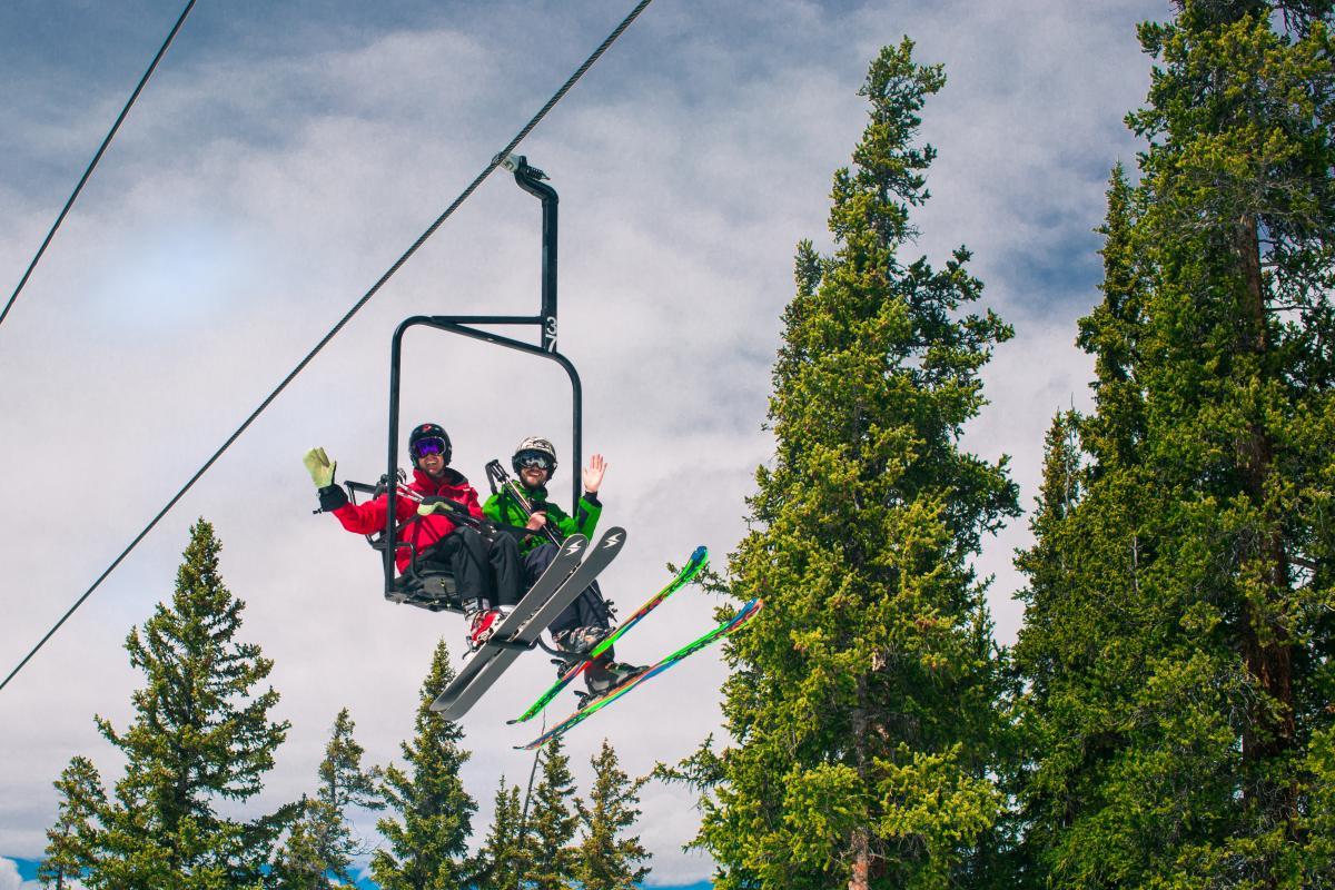 Ski-Cooper by Diana Lange