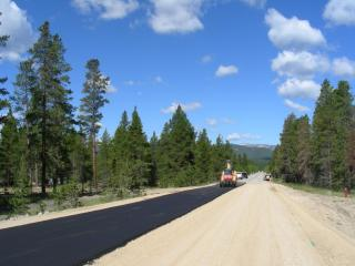 paving Cty Rd 4