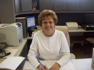 Patricia Berger, Clerk & Recorder