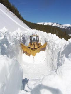 Snow Removal @ Turquoise Lake (2008)
