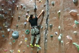 Youth Climbing