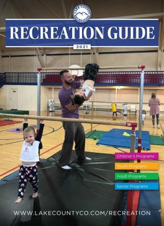2021 Recreation Guide